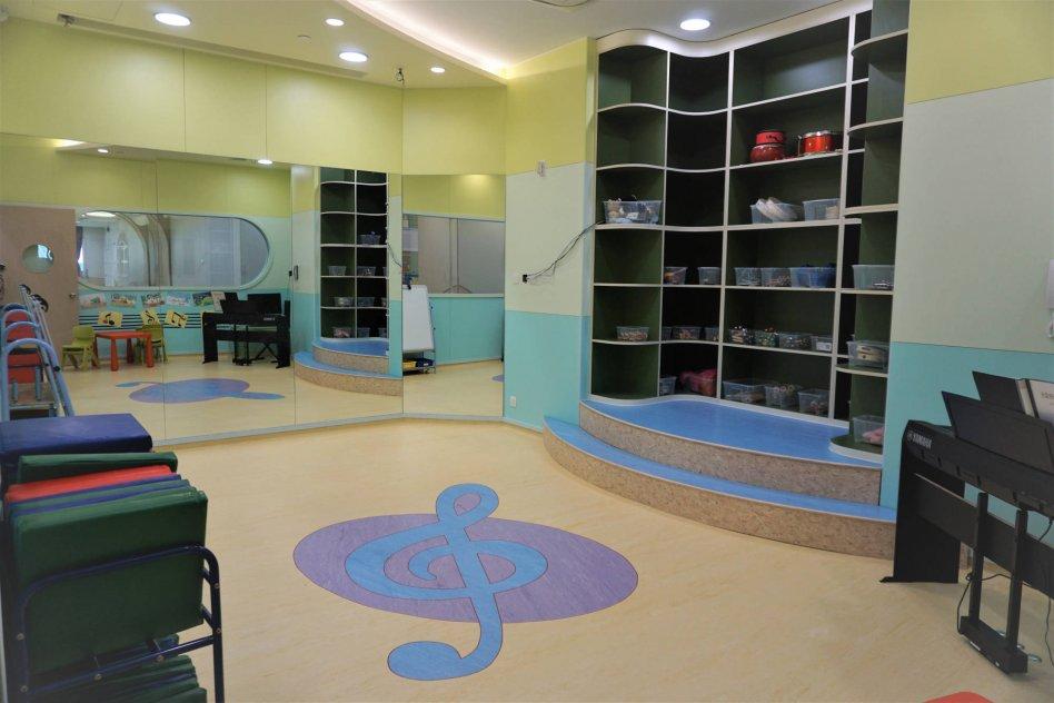 Light and love Home Happy Kindergarten