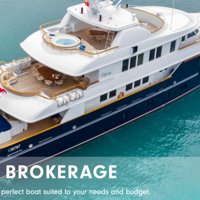 AsiaMarine | Yacht Brokerage