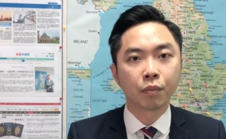 UKM HK BN(O) Visa