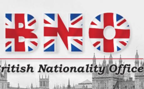 BNO British Nationality Office